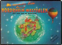 Board Game: Die verrückte Reise durch Nordrhein-Westfalen