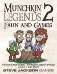 Board Game: Munchkin Legends 2: Faun and Games