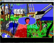 Video Game: Gold Rush! (1988)