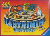 Board Game: Secret Labyrinth