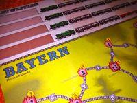 Board Game: Great Western: Harz and Bayern