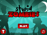 Video Game: Stupid Zombies