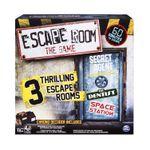 Escape Room: The Game (Escape Rooms II)