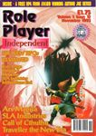 Issue: Roleplayer Independent (Volume 1, Issue 12 - Nov 1993)