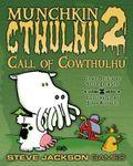 Board Game: Munchkin Cthulhu 2: Call of Cowthulhu