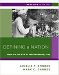RPG Item: Defining a Nation: India on the Eve of Independence, 1945