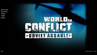Video Game: World in Conflict: Soviet Assault