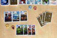 Board Game: Yardmaster