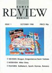 Issue: Games Review (Volume 1, Issue 1 - Oct 1988)