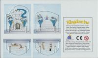 Board Game Accessory: Kingdomino: Ice Castle