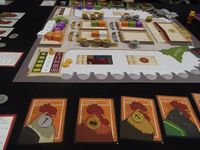 Board Game: Chicken Caesar