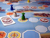 Board Game: Around the World in 80 Days