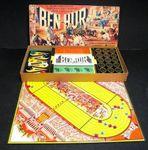 Board Game: Ben-Hur Chariot Race Game