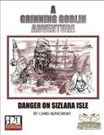 RPG Item: Danger on Sizlara Isle
