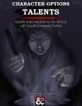 RPG Item: Character Options: Talents