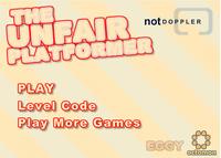 Video Game: The Unfair Platformer