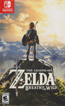 Video Game: The Legend of Zelda: Breath of the Wild