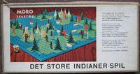 Board Game: Det Store Indianer-Spil