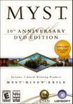 Video Game Compilation: Myst 10th Anniversary DVD Edition