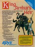 Video Game: King Arthur's Heir