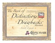 RPG Item: The Book of Distinctions & Drawbacks Revised