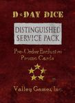 Board Game: D-Day Dice: Distinguished Service Pack