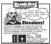 Video Game: Elevators