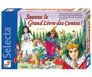 Board Game: Save the Treasure of Fairy Tales