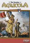 Board Game: Agricola: France Deck