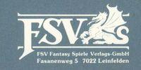 RPG Publisher: FSV  Fantasy Spiele Verlags-GmbH