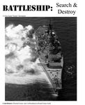 Board Game: Battleship: Search and Destroy
