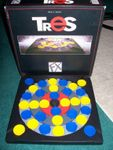 Board Game: Tres