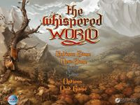 Video Game: The Whispered World