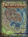 RPG Item: Carrion Crown Poster Map Folio