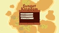 Video Game: Sunset Kingdom