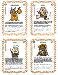 RPG Item: Michtim Calling Cards
