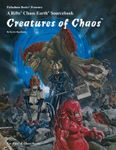 RPG Item: Chaos Earth Sourcebook: Creatures of Chaos