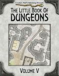 RPG Item: The Little Book Of Dungeons Volume V