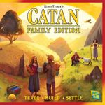 Board Game: Catan: Family Edition