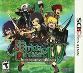Video Game: Etrian Odyssey IV: Legends of the Titan