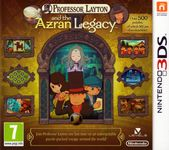 Video Game: Professor Layton and the Azran Legacy