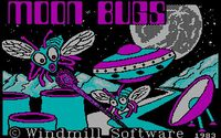 Video Game: Moon Bugs