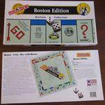 Board Game: Monopoly: Boston Edition
