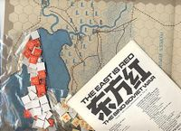 Board Game: The East is Red: The Sino Soviet War