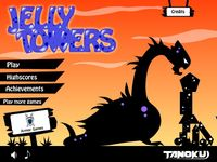 Video Game: Jelly Towers