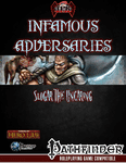 RPG Item: Infamous Adversaries: Slogar the Uncaring