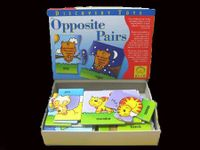 Board Game: Opposite Pairs