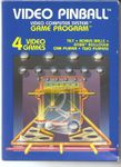 Video Game: Video Pinball