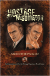 Board Game: Hostage Negotiator: Abductor Pack 2