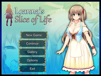 Video Game: Leanna's Slice of Life